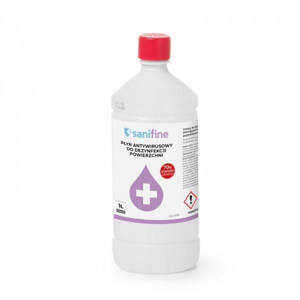 SaniFine 237199 - dezinfekční prostředek na povrchy 1 L
