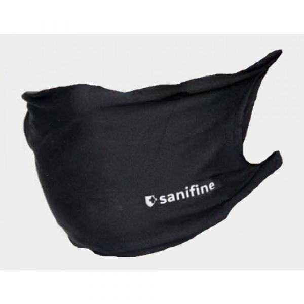 SaniFine 557327 - rouška pro opakovatelné použití s aktivním stříbrem . 5 ks