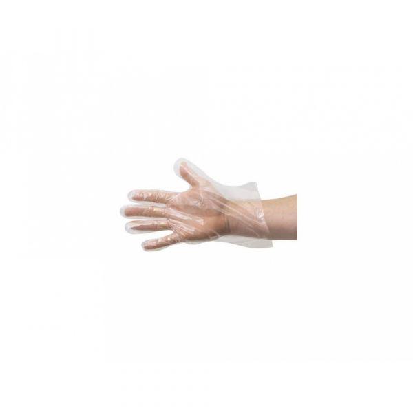 SaniFine 571033 - jednorázové LDPE rukavice. balení 100 ks