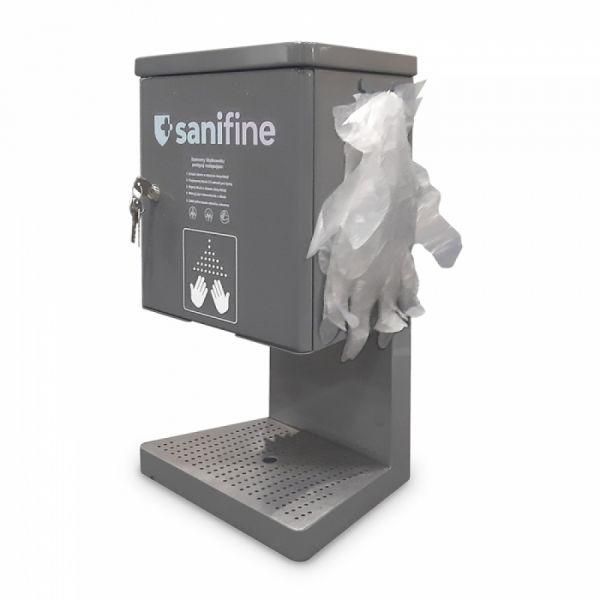 SaniFine 991161 - stolní stojan na dezinfekci