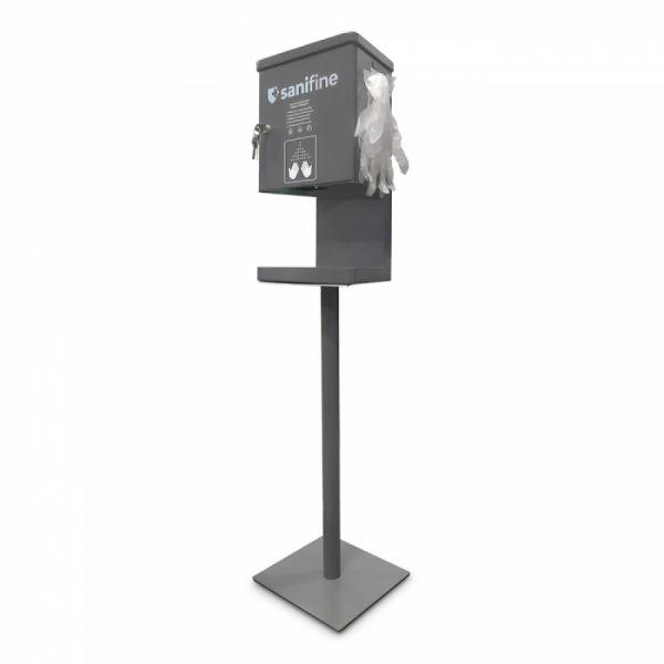 SaniFine 991162 - volně stojící stojan na dezinfekci