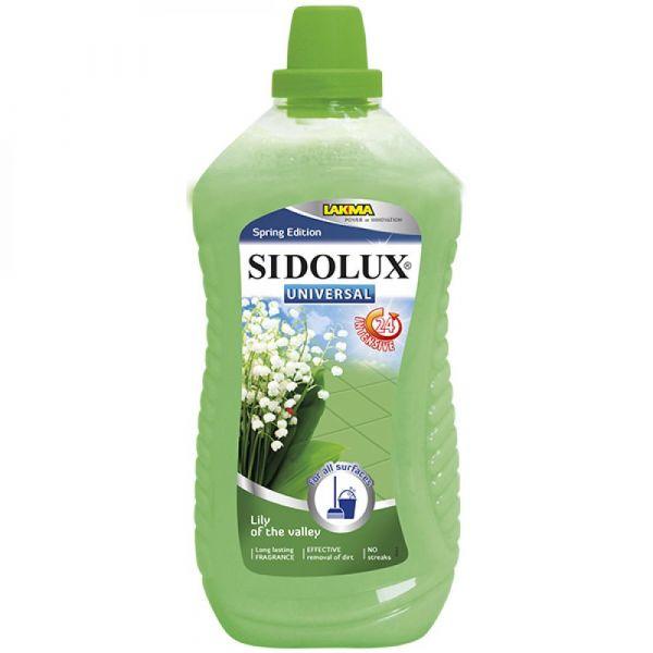 SIDOLUX UNIversal SODA POWER LILLY OF THE VALLEY (KONVALINKA) 1000 ml