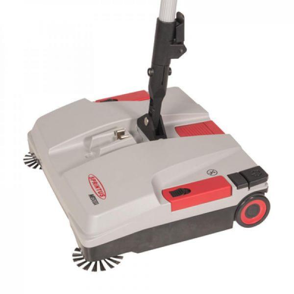 Sprintus Medusa  - Bateriový zametací stroj