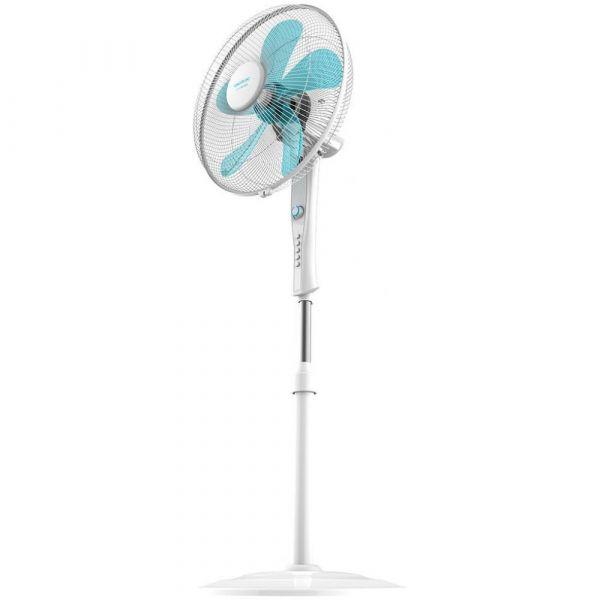 Cecotec  ForceSilence 520 Power (bílý) - Stojanový ventilátor