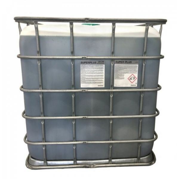 SUPERPLUS SV1 1000 kg - Tekutý. alkalický. pěnivý čisticí prostředek určený pro odstraňování silně ulpělých nečistot z automobilů