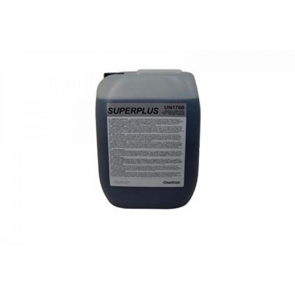 SUPERPLUS SV1 25 l - Tekutý. alkalický. pěnivý čisticí prostředek určený pro odstraňování silně ulpělých nečistot z automobilů
