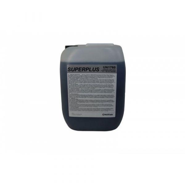SUPERPLUS SV1 4x2.5 l - Tekutý. alkalický. pěnivý čisticí prostředek určený pro odstraňování silně ulpělých nečistot z automobilů