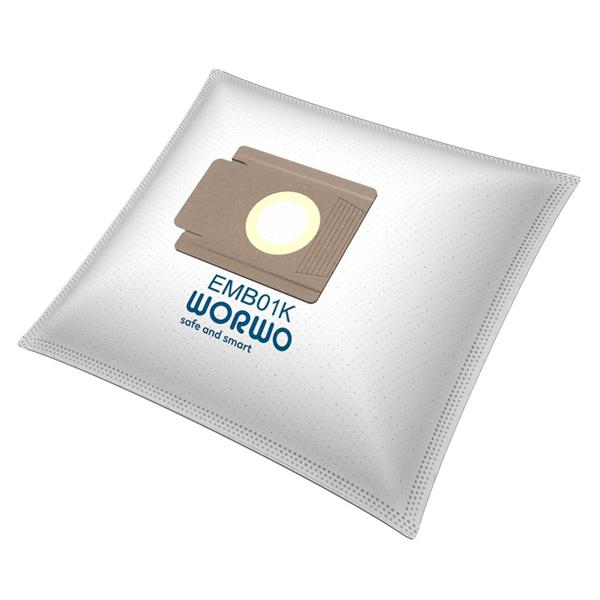 Textilní sáček do vysavače BRINKMANN BS48/1