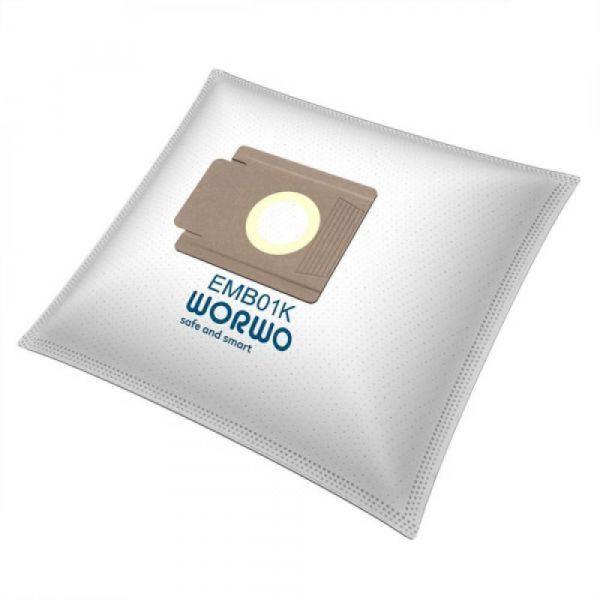 Textilní sáček do vysavače HANSEATIC 401.231