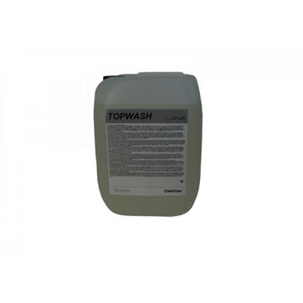 TOPWASH SV1 1 l - Tekutý. mírně pěnivý čisticí prostředek určený na odstraňování mastnoty
