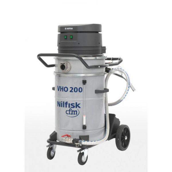 VHO 200 - průmyslový vysavač Nilfisk CFM na vysávání oleje
