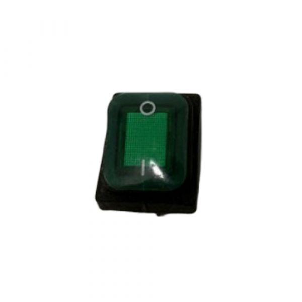 Vypínač (zelený) pro Bohman 7 B