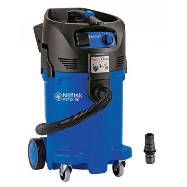 Nilfisk ATTIX 50-21 PC CLEAN ROOM vysavač průmyslový