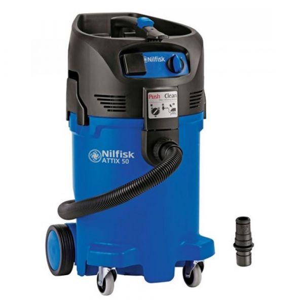 Nilfisk ATTIX 50-21 PC EC vysavač průmyslový