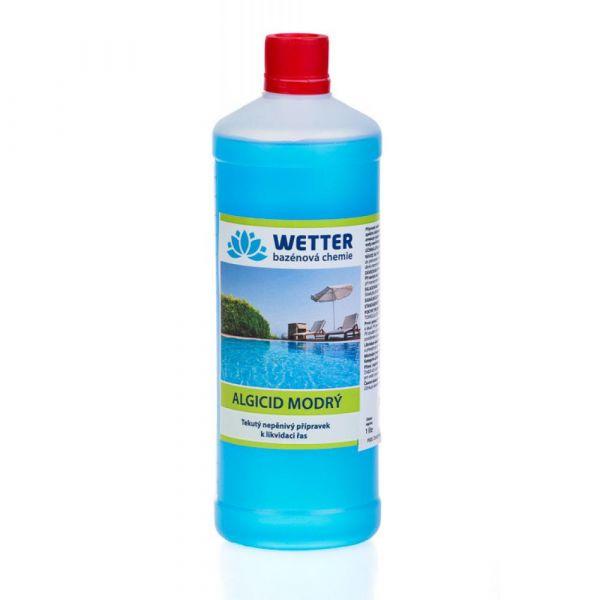 WETTER algicid modrý 1 l