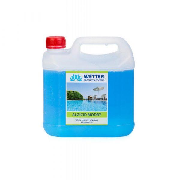 WETTER algicid modrý 3 l