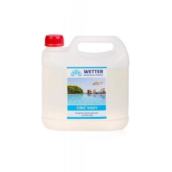 WETTER čiřič vody 3 l