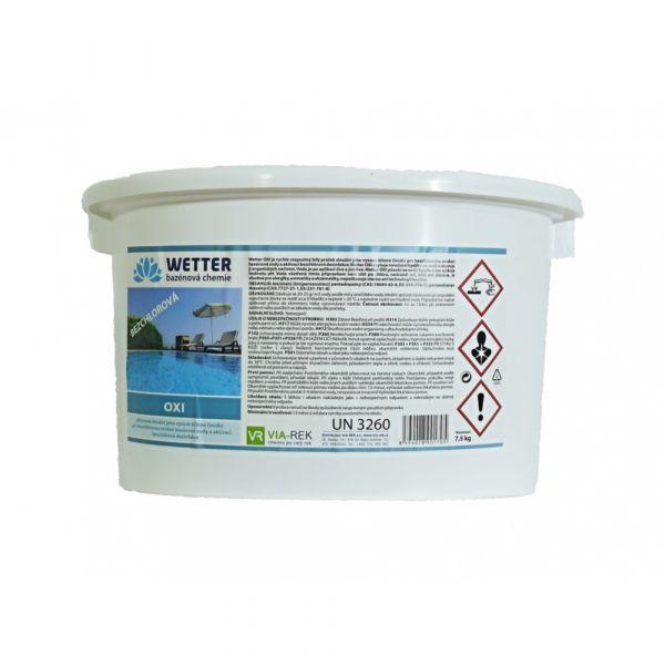 WETTER oxi 7.5 kg