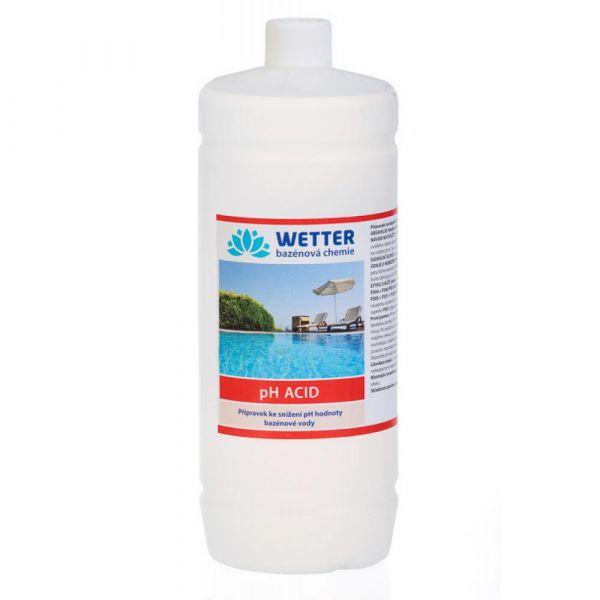 WETTER ph acid 2 l