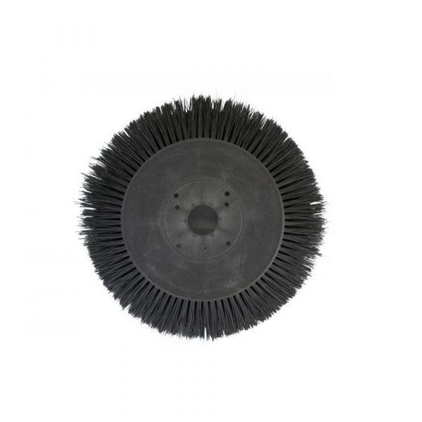Zametací kartáč diskový (plastový korpus) Isal PB 115